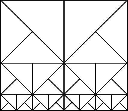Las matematicas hechas arte - Figuras geometricas imposibles ...
